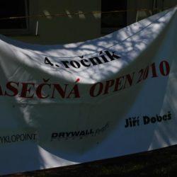 Pasečná Open 2010